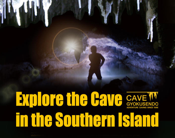 Explore the Cave in the Southern Island